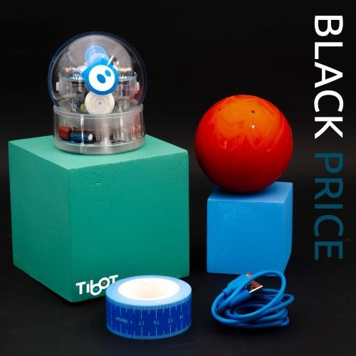Tibot: Sphero SPRK+ con protector Turbo