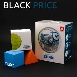 Sphero SPRK y protector NUBBY embalaje