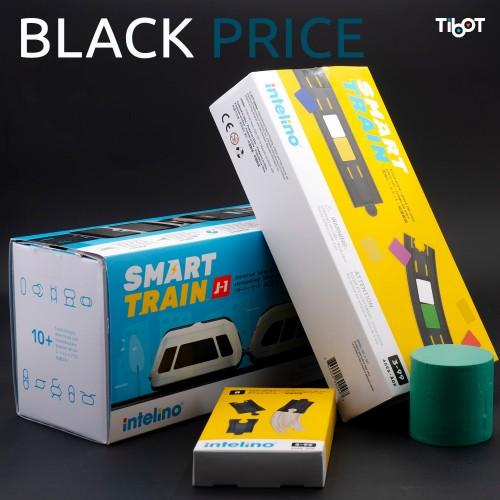 Tren Intelino, extensión y adaptador de vías embalaje