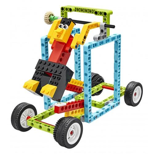 BricQ Motion Prime detalle vehículo