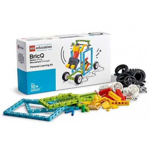 Kit individual BricQ Motion Prime contenido