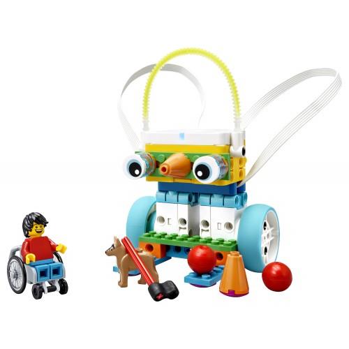 LEGO SPIKE ESSENTIAL MODELO4