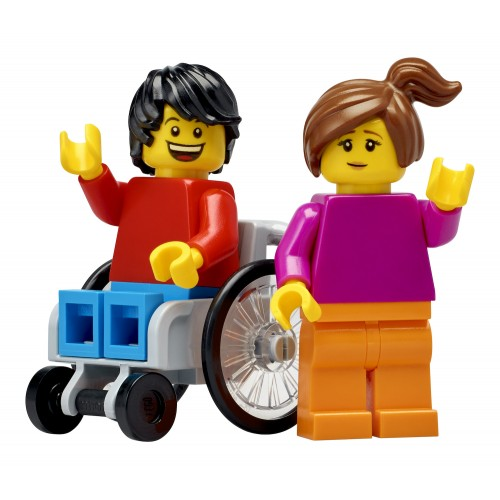 LEGO SPIKE ESSENTIAL PERS02
