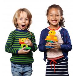 Trabajando las emociones con Lego Duplo