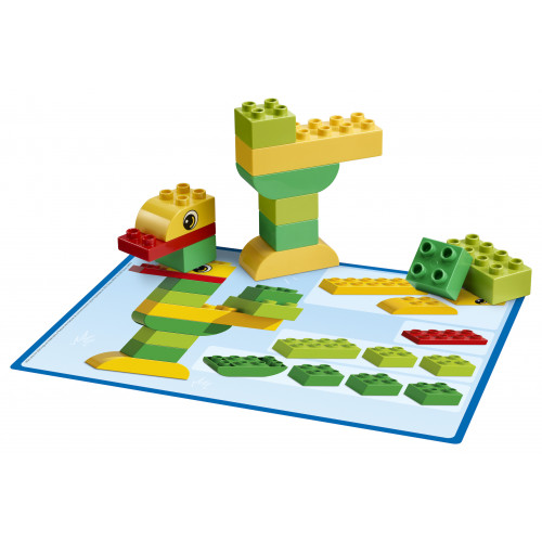 Actividad para construir con Set creativo de ladrillos Lego Duplo