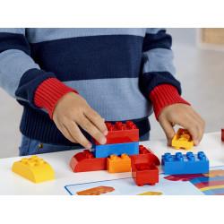 Creando con el Set creativo de ladrillos Lego Duplo