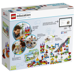 Reverso caja Parque STEAM Lego Duplo