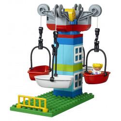 Construcción con Parque STEAM Lego Duplo