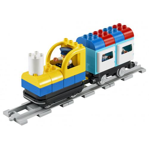 Imagen de tren Coding Express de Lego Duplo