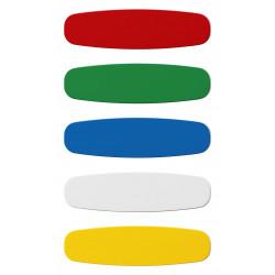 Ladrillos de color para dar ordenes sencillas al tren
