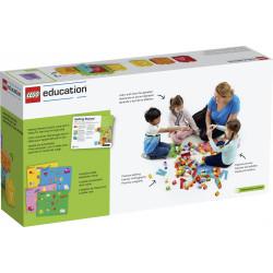 Reverso de caja Letras Lego Duplo