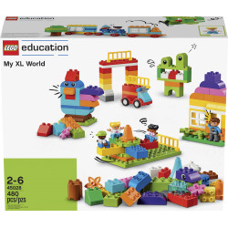 Caja Mi Mundo XL Lego Duplo