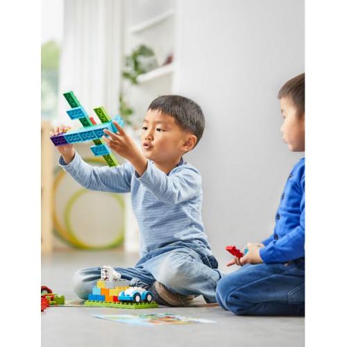 Actividad en pareja para Infantil y Mi Mundo XL Lego Duplo