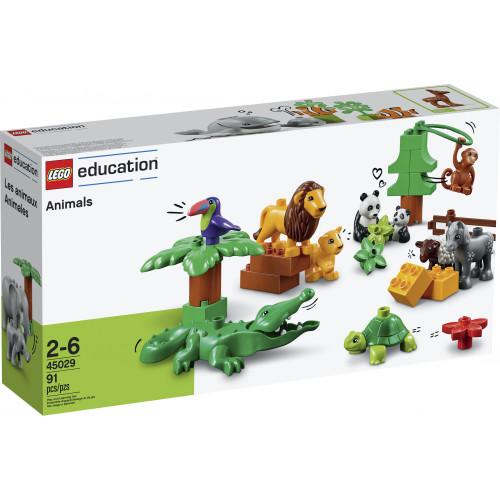 Caja Animales Lego Duplo