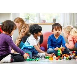 Actividad Infantil con Animales Lego Duplo