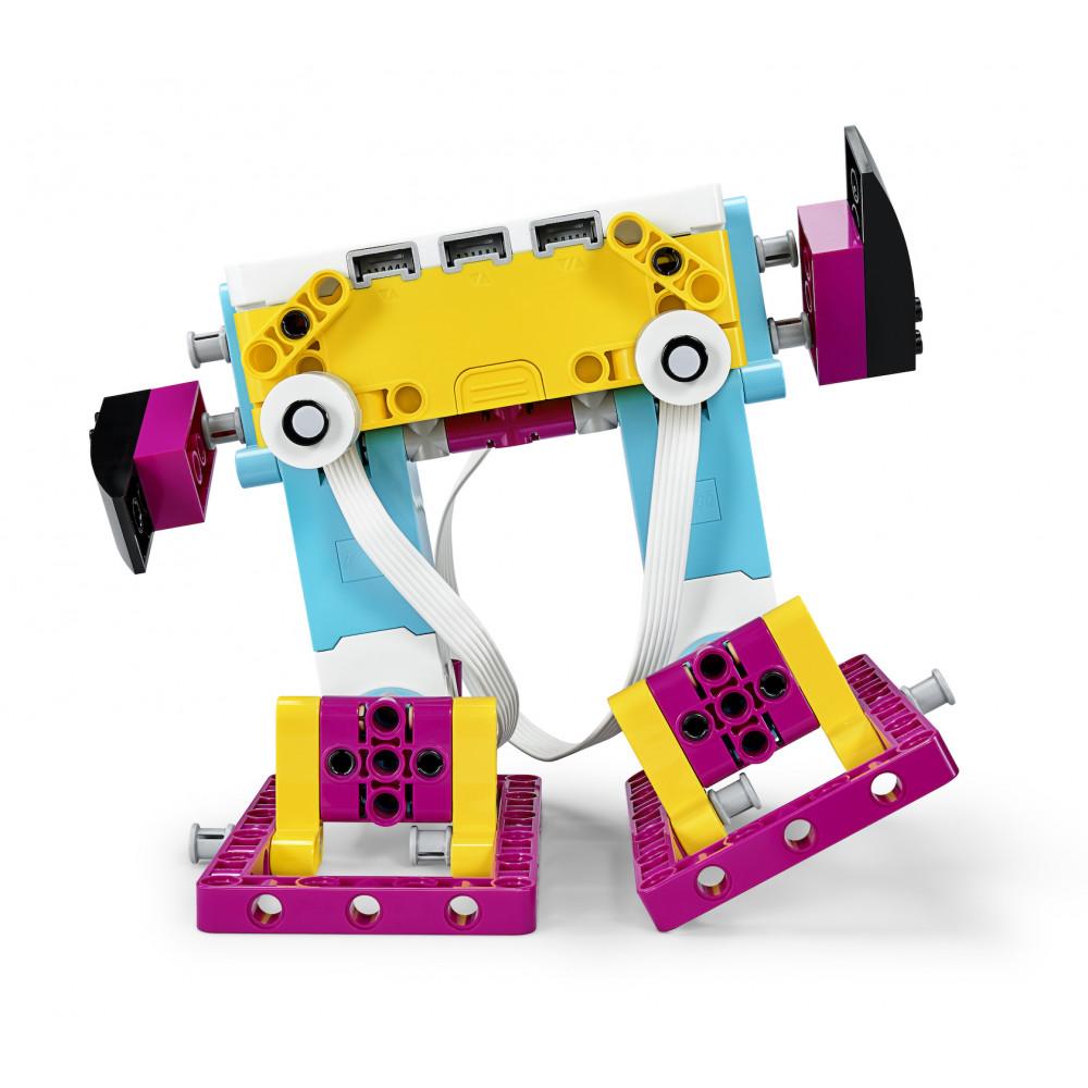 Lego Spike en movimiento