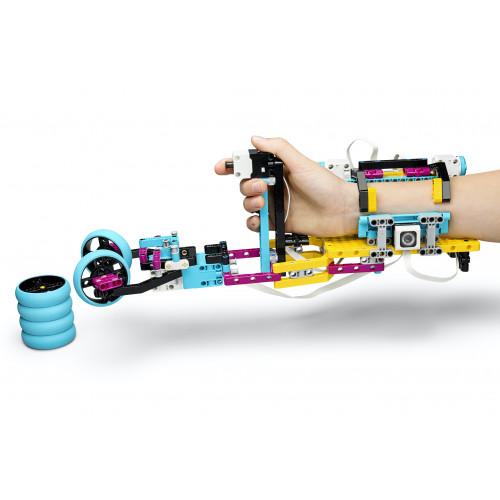 Lego Spike brazo mecánico