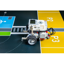 Tapete Movilidad de TILK Education para EV3