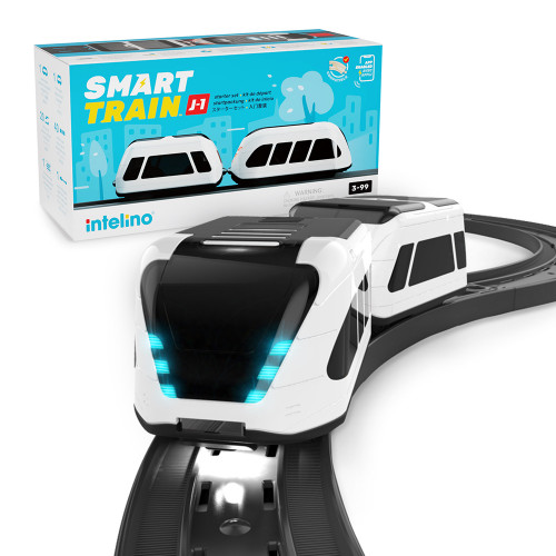 Robot tren intelino