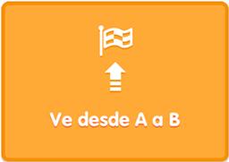 App Blue Bot modo reto A B