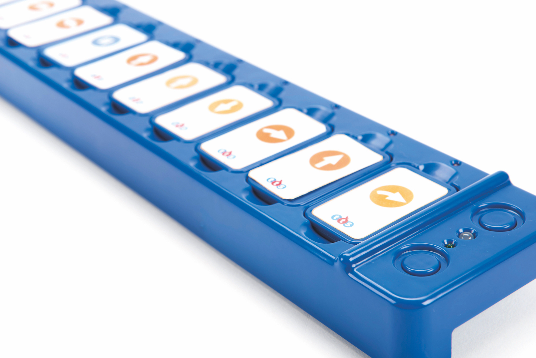 Blue Bot Tactile detalle