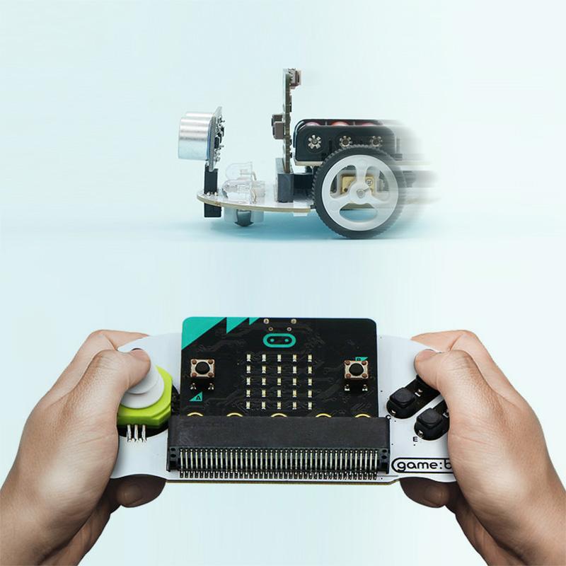 Cutebot micro:bit control remoto